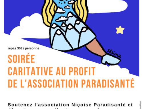 Community Manager pour l'association Niçoise Paradisanté