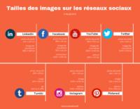 Quelles tailles d'images pour chaque réseau social ?